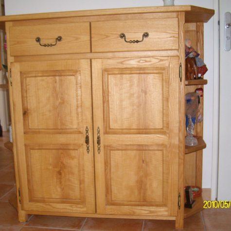 meuble frêne suite