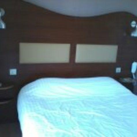 tête de lit hôtel les galets